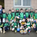 U11 hurling team who played Cashel recently